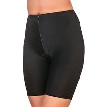 Felina Weftloc Panty lang Schwarz 65