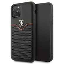 Ferrari Off Track - Apple iPhone 11 Pro Max - Hard Case - Schwarz
