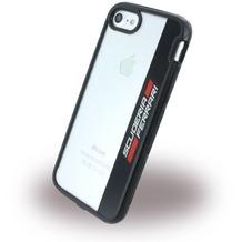 Ferrari Racing Shockproof - Handyhülle - Apple iPhone 7 - Schwarz/Rot