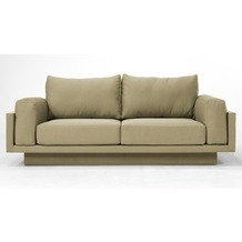FEYDOM CLOUD-B 2.5 Sitzer Sofa Schlafsofa Day.Bed, Cappuccino