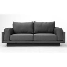 FEYDOM CLOUD-B 2.5 Sitzer Sofa Schlafsofa Day.Bed, Dunkelgrau