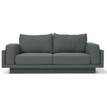 FEYDOM CLOUD-B ALVEARE 2.5 Sitzer Sofa Schlafsofa Day.Bed, Webstoff Anthrazit