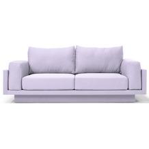 FEYDOM CLOUD-B MOLLIA 2.5 Sitzer Sofa Schlafsofa Day.Bed, Lavendel