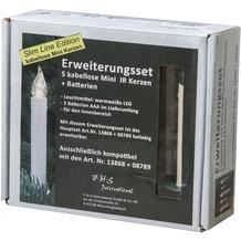 FHS Erweiterungs-Kerzenset Slim Line, 5-teilig