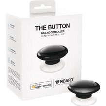 Fibaro The Button, schwarz (Apple HomeKit)