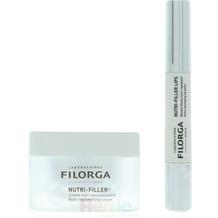 Filorga Super Nourishing Set Nutri-Filler 50ml/Nutri-Filler Lips 4gr Limited Edition 54 ml