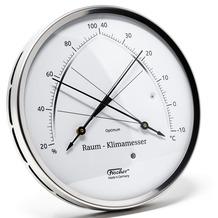 Fischer Messtechnik Raum-Klimamesser Edelstahl