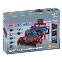 Fischertechnik 516186 - COMPUTING Robo TX ElectroPneumatic
