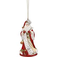 Fitz & Floyd Glocke Jahresglocke Santa 2020 13,0 cm