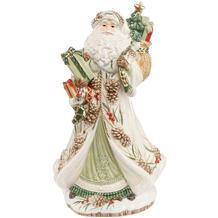 Fitz & Floyd Spieluhr Santa 24,5 cm