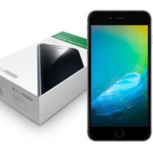 Fixxoo iPhone 6s Plus - Display Komplettset - schwarz