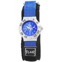 Flair Kinderuhr mit Textilklettband 120923000021