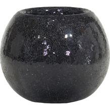 fleur ami Blumentopf Disco, 40/32 cm, black