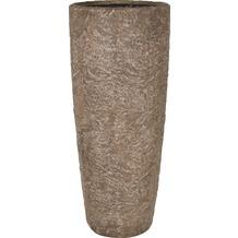 fleur ami Blumentopf Rocky, 43/100 cm, sepia granite