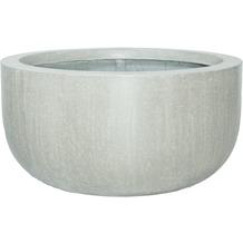 fleur ami DIVISION Bodengefäß, 120/60 cm, natur-beton