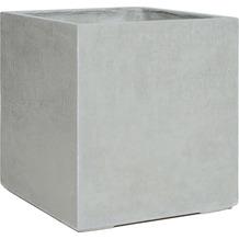 fleur ami DIVISION PLUS Pflanzgefäß, 30x30/34 cm, natur-beton
