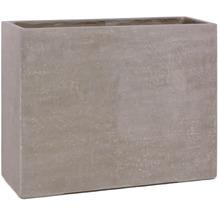 fleur ami DIVISION PLUS Raumteiler, 100x35/80 cm, natur-beton