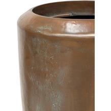 fleur ami LOFT Pflanzgefäß, 30/80 cm, verdigris bronze