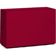 fleur ami PREMIUM BLOCK Raumteiler, 40x90/60 cm, rubinrot