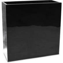 fleur ami PREMIUM BLOCK Raumteiler, 40x90/90 cm, schwarz