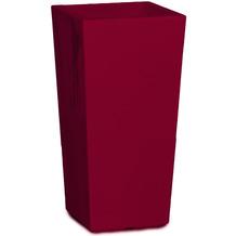 fleur ami PREMIUM CLASSIC Pflanzgefäß, 42x42/75 cm, rubinrot