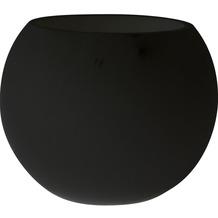 fleur ami PREMIUM GLOBE Pflanzgefäß, 60/45 cm, schwarz
