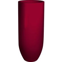 fleur ami PREMIUM PANDORA Pflanzgefäß, 50/125 cm, ruby-red