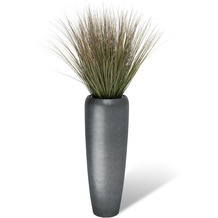 fleur ami SETS BUSINESS, ROYAL , 34/97 cm, titan grau, ZWIEBELGRAS 90 cm