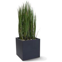 fleur ami SETS ECONOMY, EASY 50x50/50 cm matt-anthrazit, ZUCKERROHR 122 cm
