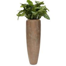 fleur ami SETS PREMIUM, LOFT , 31/100 cm, verdigris bronze, CALATHEA Kunstpflanze, 80 cm