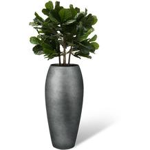 fleur ami SETS PREMIUM, ROYAL , 46/100 cm, titan grau, LYRATA EXTRA 90 cm