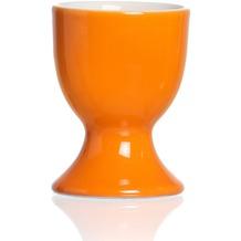 Flirt by R&B Eierbecher Porzellan 5x5x6cm rund DOPPIO orange