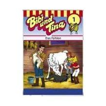 Bibi und Tina 01. Das Fohlen. Cassette Hörspiel