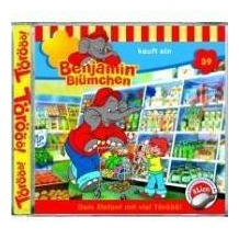 Benjamin Blümchen 039. ... kauft ein. CD Hörspiel