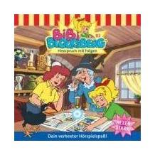 Bibi Blocksberg 82. Hexspruch mit Folgen. CD Hörspiel