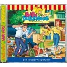 Bibi Blocksberg 108. Der Familienausflug Hörbuch