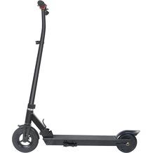 "Fontastic E-Scooter EM2GO - FW103 Klappbar, schwarz LCD-Display, 8"" Luftbereifung vorne, LED-Licht"