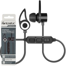 Fontastic Essential Drahtloses In-Ear Headset E1 schwarz