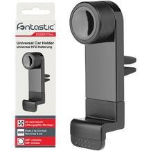 Fontastic Essential Kfz-Halterung Lüftungsgitter schwarz für Smartphones mit 50 - 90mm Breite