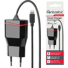 Fontastic Essential Essential Netzteil Lightning 1A schwarz