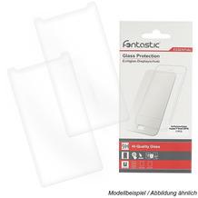 Fontastic Essential Schutzglas 2 Stück komp. mit Huawei P Smart (2019)