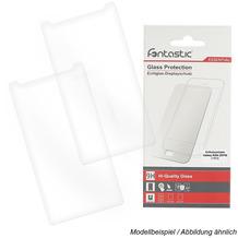 Fontastic Essential Schutzglas 2 Stück komp. mit Samsung Galaxy A20e
