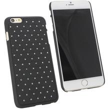 Fontastic Hardcover Diamond schwarz für Apple iPhone 6+/6s+