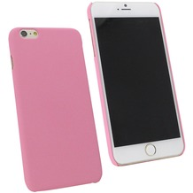 Fontastic Hardcover Pure pink für Apple iPhone 6+/6s+