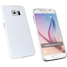 Fontastic Hardcover Pure weiß für Samsung Galaxy S6