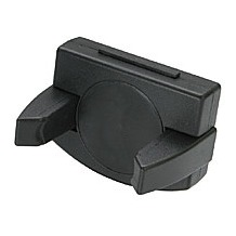 Fontastic Kfz-Halterung Bogen schwarz 4-7cm