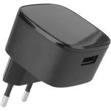 Fontastic Netzteil Quick 2, USB 15W schwarz Fast Charge 2