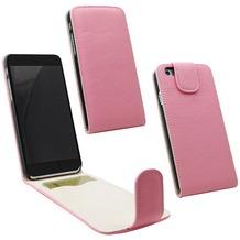 Fontastic PU Tasche Flip Noma pink für Apple iPhone 6+/6s+