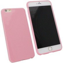 Fontastic Softcover Basic pink für Apple iPhone 6+/6s+