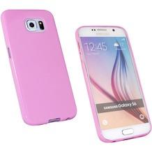 Fontastic Softcover Basic pink für Samsung Galaxy S6